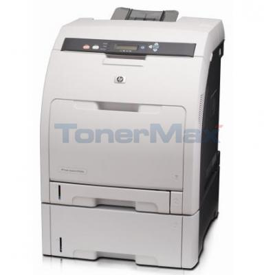 HP Color LaserJet CP-3505x